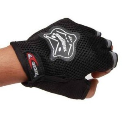 Knighthood Half Finger Cycling Gloves