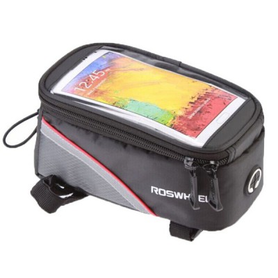 "Roswheel Extra Large 5.5"" Smartphone Bag With Reflector"
