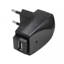 2 Pin USB Power Adapter Plug