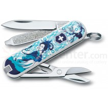 "Victorinox Classic Limited Edition ""Blue Mist"""