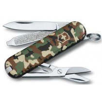 Victorinox Swiss Army Knife Classic Camouflage