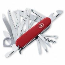 Victorinox Swiss Army Knife Swiss Champ Red