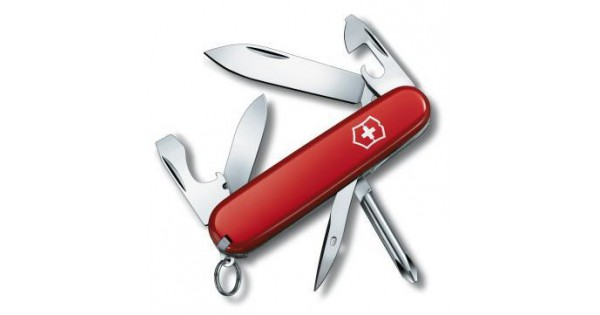 Victorinox Tinker Small Swiss Army Knife Rm99 00
