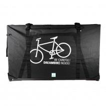 Vincita Bicycle Transport Box Bag with Wheels