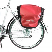 Vincita Waterproof Touring Pannier Bags (Large) B060WP-V