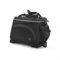 Vincita Bicycle Rear Rackbag With Quick Release