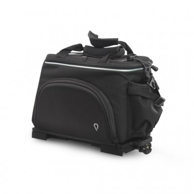 Vincita Bicycle Rear Rackbag With Quick Release