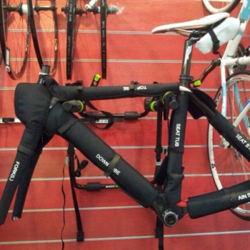 Vincita Bicycle Frame Protection Wrap Rm240 00 Bicycle