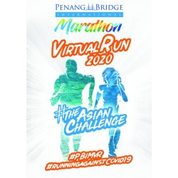 2020 Penang Bridge Marathon change to 2020 Virtual Run