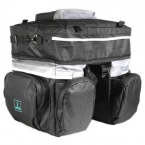 Vincita Triple Touring Bags Detachable B101