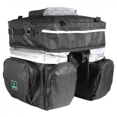 Vincita Triple Touring Bags Detachable B101