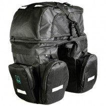 Vincita Triple Bag Backpack