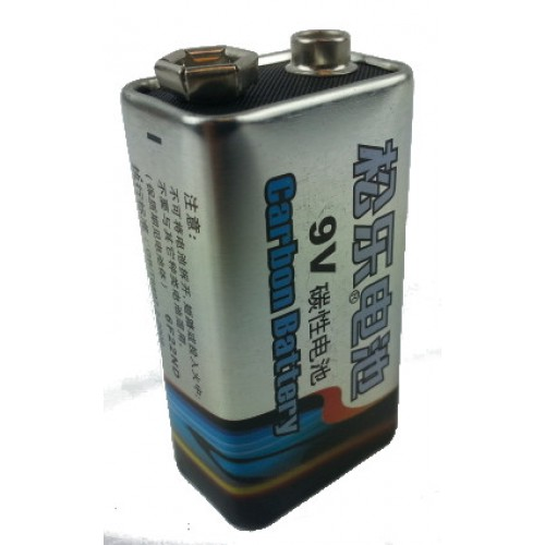 9v Carbon Zinc Battery Rm4 00 Bicycle Equipment