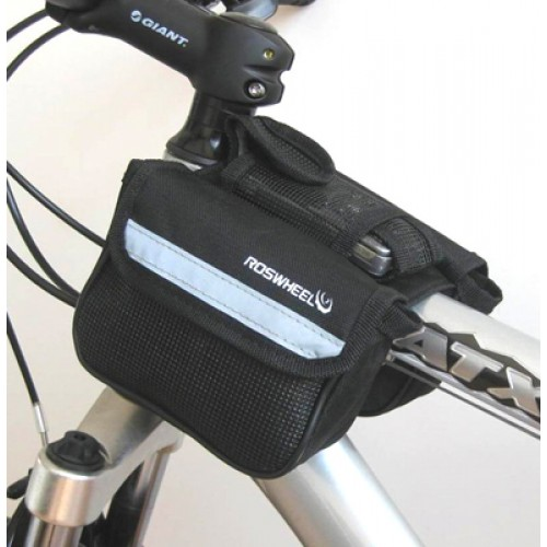 Roswheel Bicycle Frame Toptube Double Bag Rm35 00