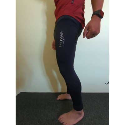 Howei Padded Cycling Long Pants