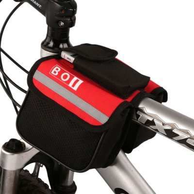 BOI Bicycle Top Tube Double Bag