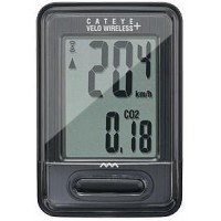 Cateye Velo Wireless+ C Cycle Meter