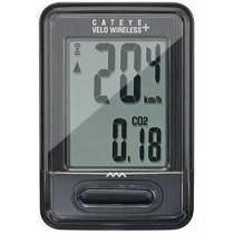 Cateye Velo Wireless Plus+ Cycle Meter