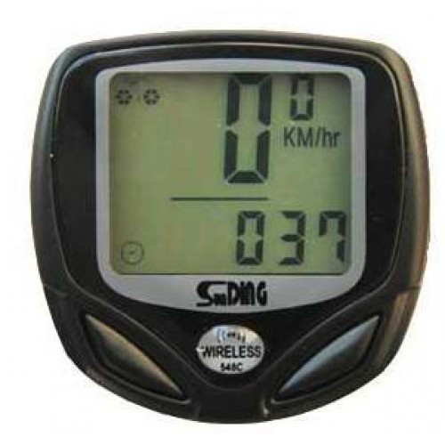 Sunding Wireless Cycle Meter Rm38 00 Bicycle Equipment