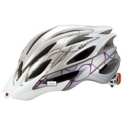 OGK Kabuto Regas Ladies Bicycle Helmet