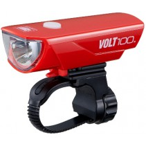 Cateye Rechargeable Headlight Volt 100