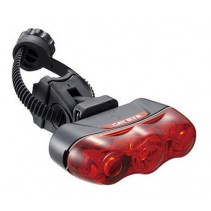 Cateye Bicycle Tail Light Rapid 3