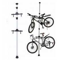Dual Bicycle Tower Stand