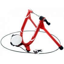 Minoura Bike Trainer MagRide Red