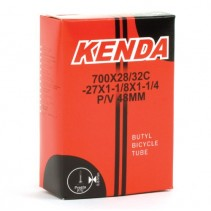 Kenda Bicycle Tube 700x28/32C Presta