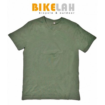 Bikelah Hidden Pocket Travel T-Shirt