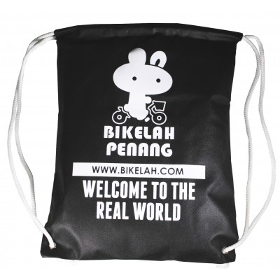 Bikelah Drawstring Backpack