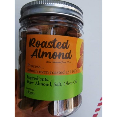 Almonds For People on the Go !
