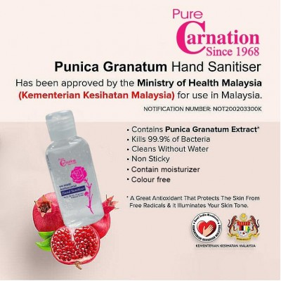 Sanitizer Hand Gel