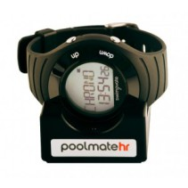 PoolMateHR Swimming Computer (Premium Swim Watch With Heart Monitor)