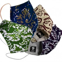 Batik Masks 4pcs Promo Pack [44% Discount]