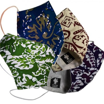Batik Mask 4pcs Promo Pack [ 44% Discount ]