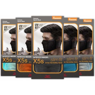 Naroo Mask Slim X5S Face Protection