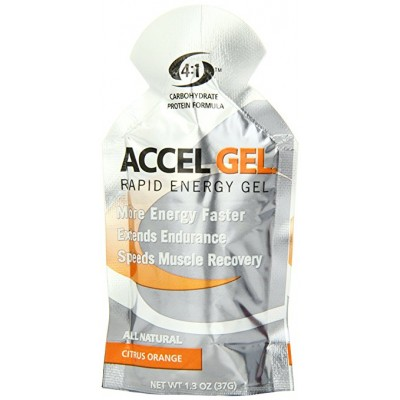 Accel Gel Rapid Energy Nutrition