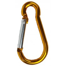Safety Spring Aluminium Snap Hook 50mm