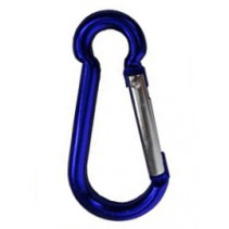 Safety Spring Aluminium Snap Hook 57mm
