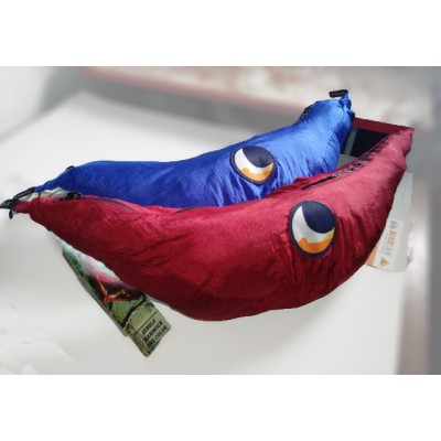 Ticket To The Moon Single Colour Hammock