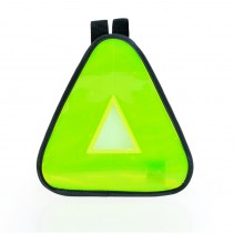Vincita Reflective Triangle with LED R08