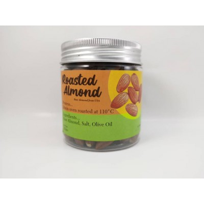Almonds For People on the Go!