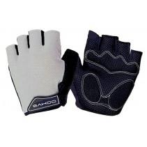 Sahoo Protective Half-finger Mesh Gloves