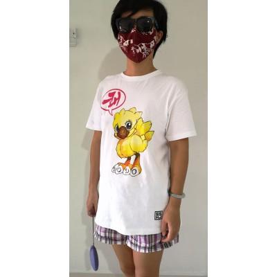 Batik Mask and Chocobo Tee Promo Pack