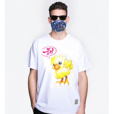 Batik Mask and Chocobo Tee Promo Pack