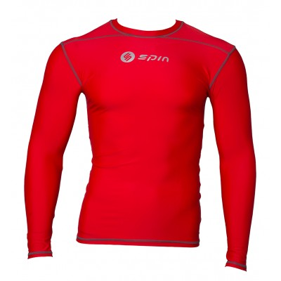 Spin Sports Long Sleeve Top