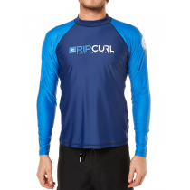 Ripcurl Shock Relaxed Long Sleeve Men Swim Top