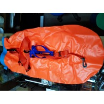 Safe Swim Float Buoy - 20L Dry Bag with Bottle Cage Holder