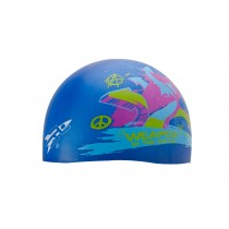 Rocket Science Sports Seamless Silicone Swimming Cap